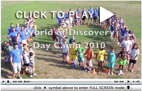 World of Discovery Summer Day Camp