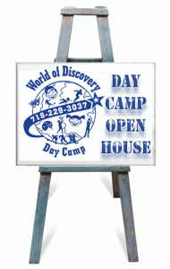 Queens Summer Camp Open House