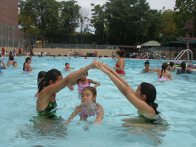 summer camps in Astoria Queens NY